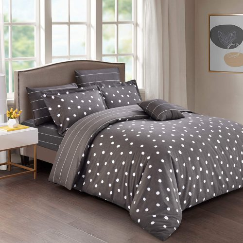 Clariden Duvet Cover Set