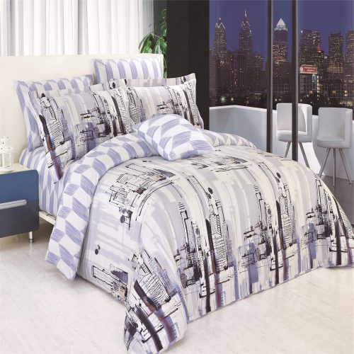 Metro Duvet Cover Set