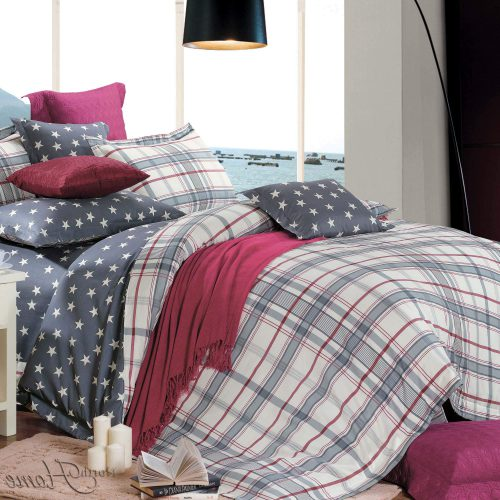 Oxford Duvet Cover Set