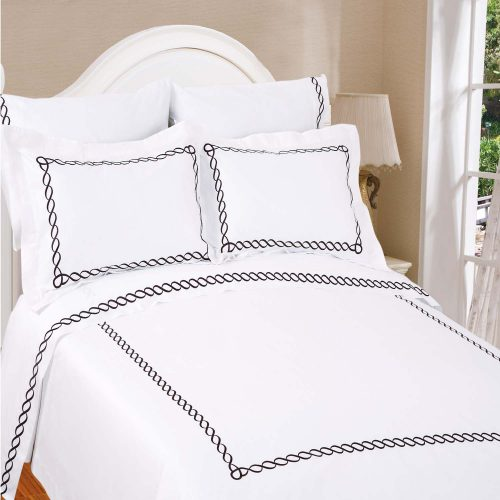 Soild Duvet Cover Set